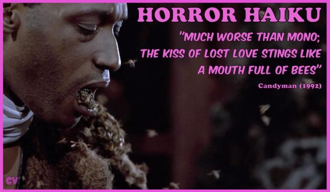 Horror Haiku – Candyman