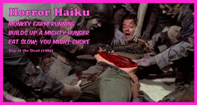 Horror Haiku – Day of the Dead