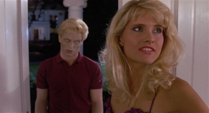 """Night of the Creeps"" (1986) REVIEW"