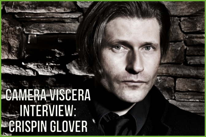 INTERVIEW: Crispin Glover!