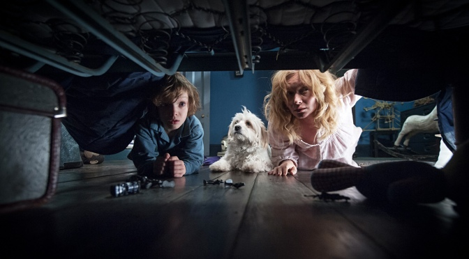 """The Babadook"" (2014) REVIEW"