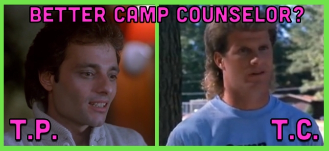 Better Camp Counselor?