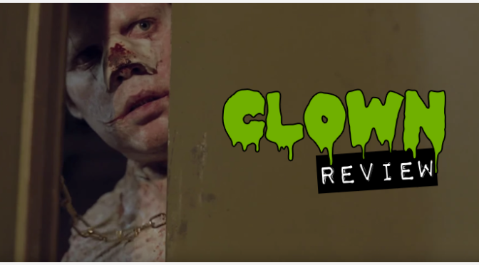 """Clown"" (2014) REVIEW"