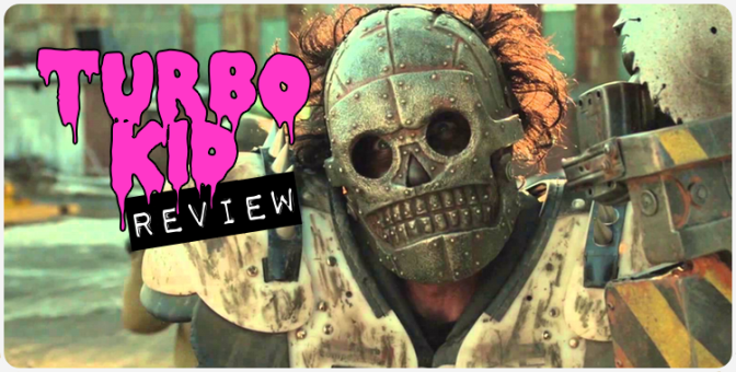 """Turbo Kid"" (2015) REVIEW"