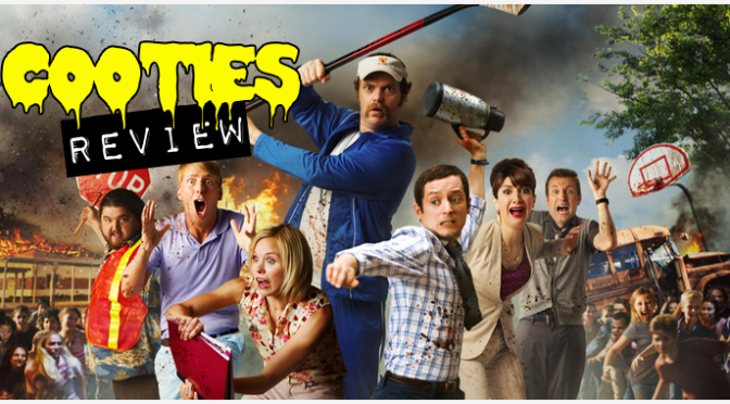 """Cooties"" (2015) REVIEW"