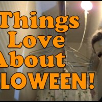 5 Things I Love About HALLOWEEN!