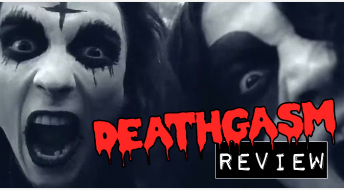 """Deathgasm"" (2015) REVIEW"