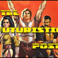 BRUTAL FUTURISTIC POSTERS!