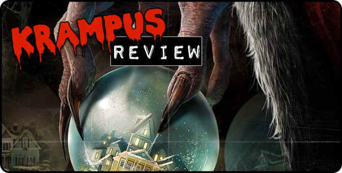 """Krampus"" (2015) REVIEW"