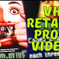 Horror VHS Promo Videos!