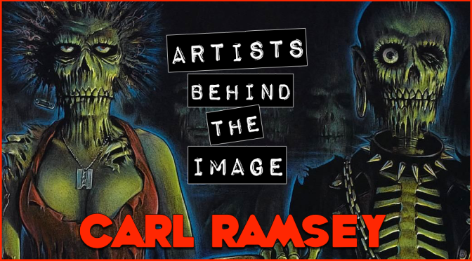 ARTISTS BEHIND THE IMAGE: Carl Ramsey
