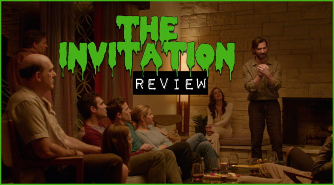"""The Invitation"" (2016) REVIEW"