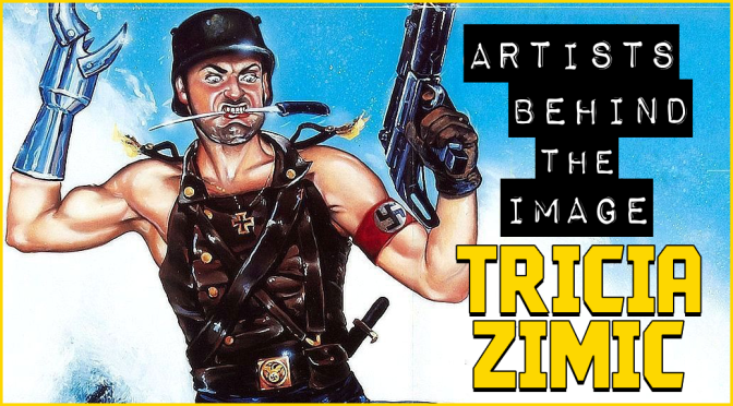 ARTISTS BEHIND THE IMAGE: Tricia Zimic