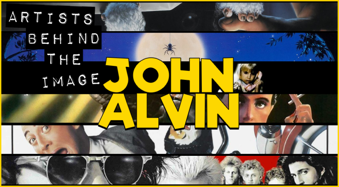 ARTISTS BEHIND THE IMAGE: John Alvin