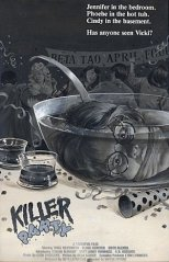 Unused art for KILLER PARTY