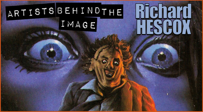 ARTISTS BEHIND THE IMAGE: Richard Hescox
