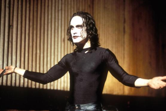THE CROW, Brandon Lee, 1994, (c) Miramax