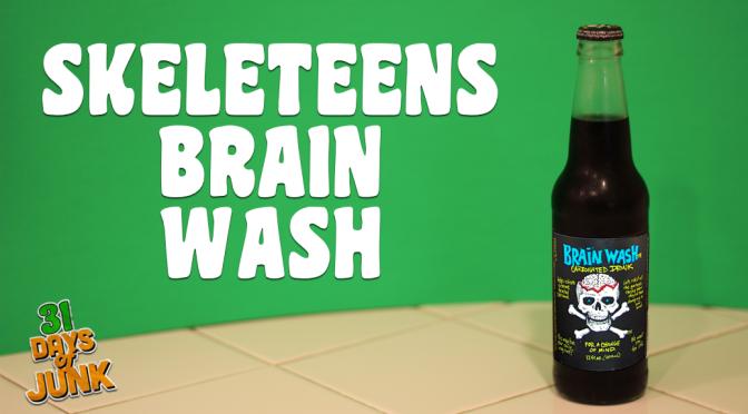 31 Days of Junk: Skeleteens Brain Wash (#16)