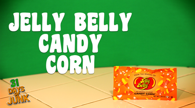 31 Days of Junk: Jelly Belly Candy Corn (#19)