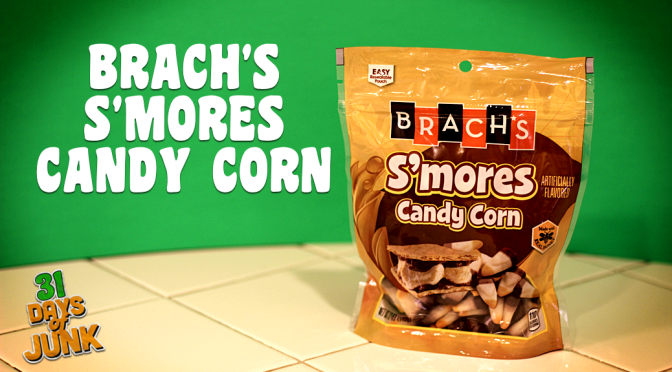 31 Days of Junk: Brach's Smore's Candy Corn (#21)