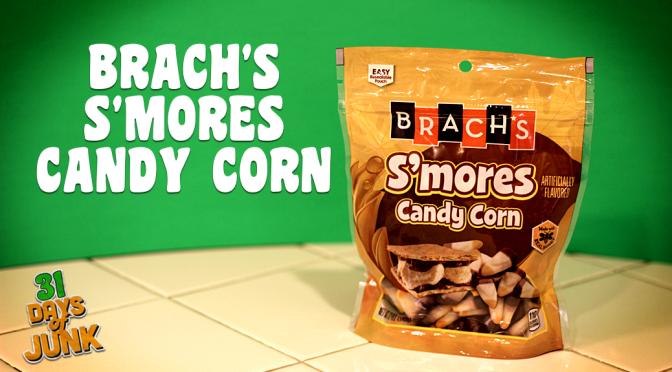 31 Days of Junk: Brach's Smore's Candy Corn (#21)